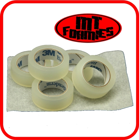 "MT-Foamies 1/2"" Blenderm Tape"